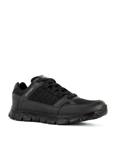 Slazenger Slazenger KEYLESS Yürüyüş Erkek Ayakkabı    Siyah